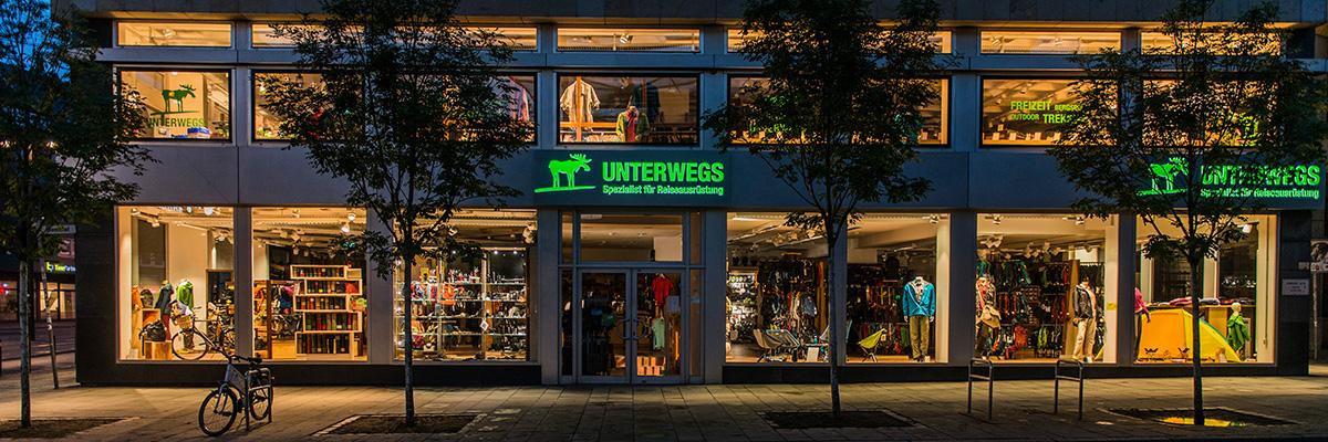 21675581e0c250 Outdoor-Ausrüstung   -Bekleidung bei » Unterwegs in Bremen «