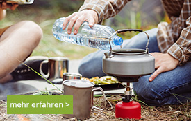 Unterwegs - Outdoor Kocher