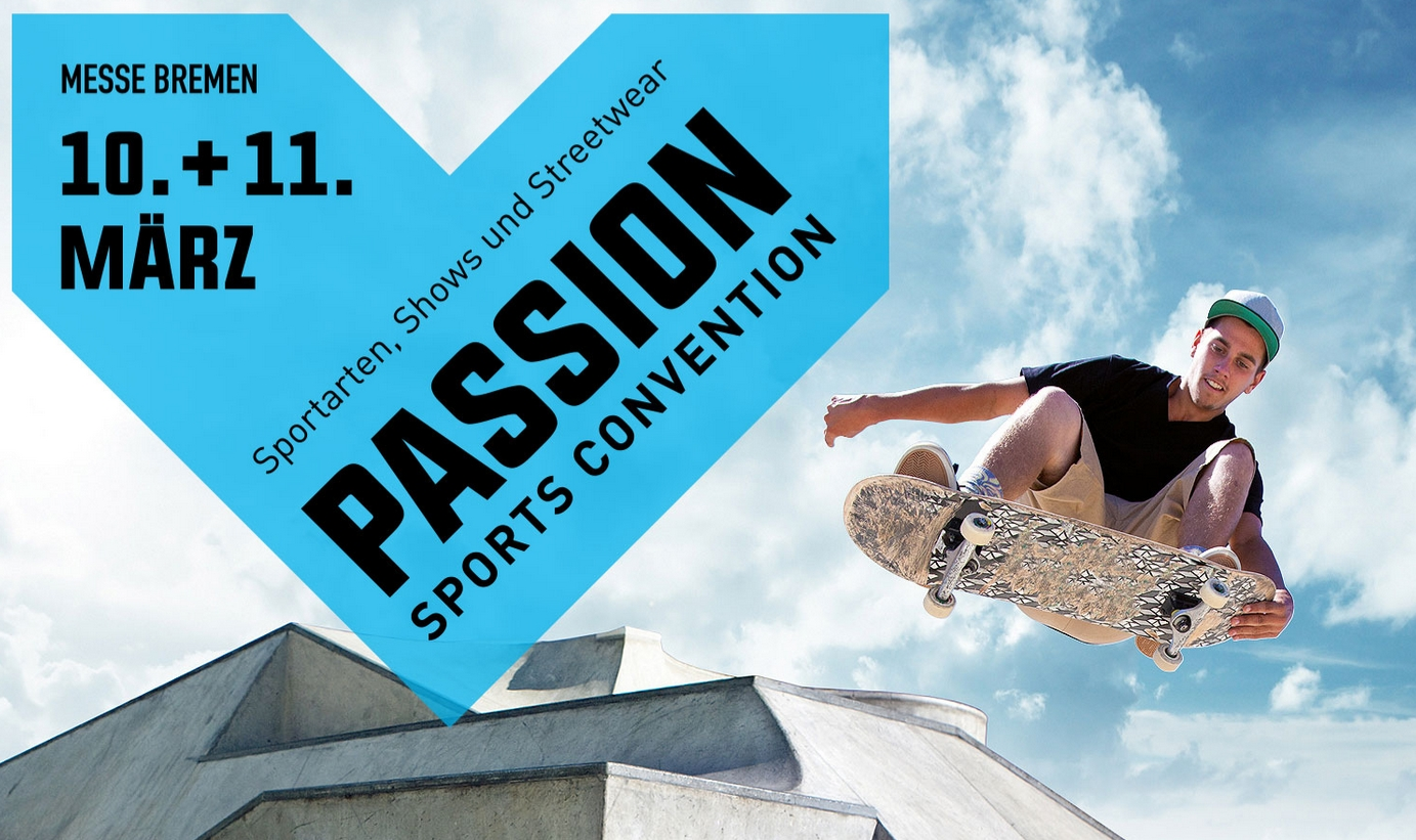 Passion Sports Convention in Bremen