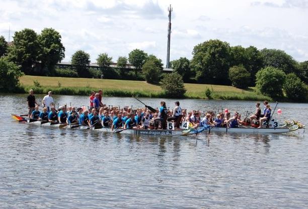 Drachenboot-Cup Bremen
