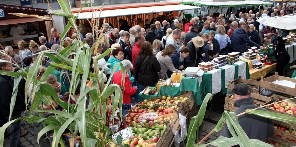 Herbstmarkt Bremen
